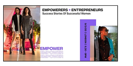 LDC's #EachforEqual Empowerers + Entrepreneurs Networking Evening tickets