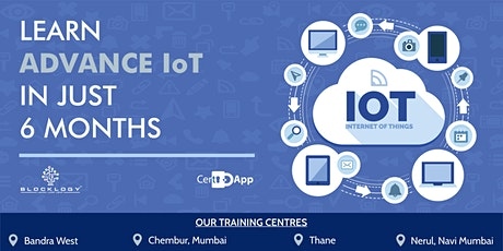 Diploma in Advance Internet of Things tickets