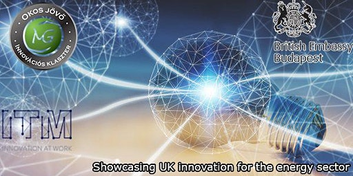Showcasing UK innovation for the energy sector