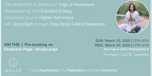 Yoga of Awareness : Kundalini Energy & Harmony Gong Bath