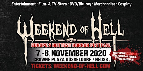 Weekend of Hell - Das Original 2020 Tickets