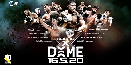 Dôme Boxing Night 10 billets