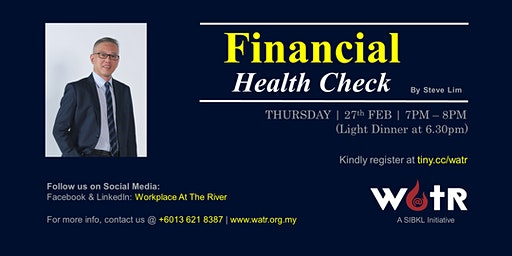 Financial Health Check - EWL