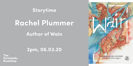 Storytime with Rachel Plummer tickets
