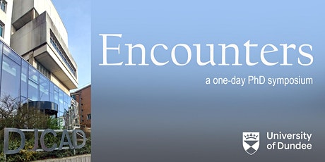 Encounters: a one-day PhD research symposium tickets