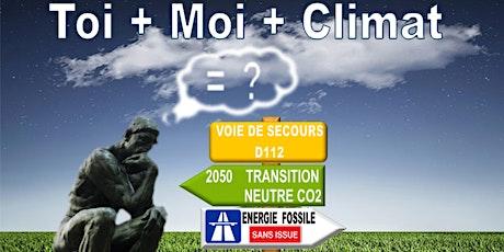 Conférence TOI+MOI+CLIMAT animée par les Shifters Bénévoles de Bruxelles billets