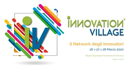 INNOVATION VILLAGE 2020 biglietti