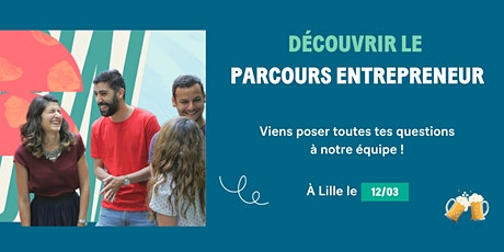 Envie d'entreprendre ? Ticket For Change t'accompagne ! tickets