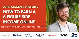 How to Earn a 6-figure Side Income Online