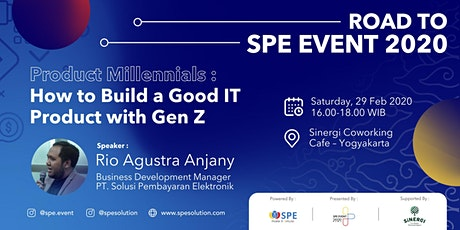 SPEcialTalks: How to Built a Good IT Product with Gen Z tickets