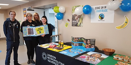 Fairtrade Fortnight informative stalls tickets