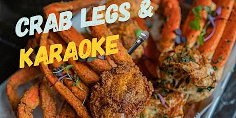 Crab Legs & Karaoke-Delta Sigma Theta host! tickets