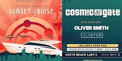 Cosmic Gate & Friends Sunset Cruise MMW 2020