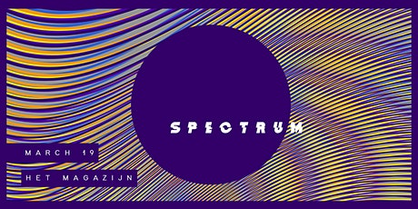 Spectrum - Techno Night tickets