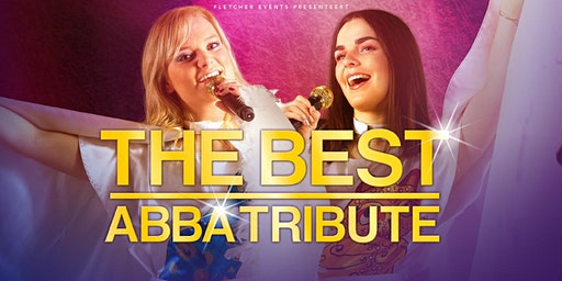 THE BEST Abba tribute in Wageningen (Gelderland) 21-03-2020