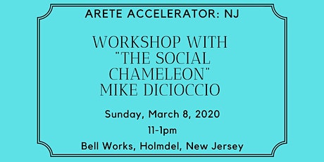 March Arete NJ meetup  tickets