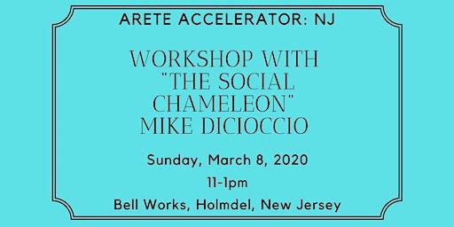 March Arete NJ meetup