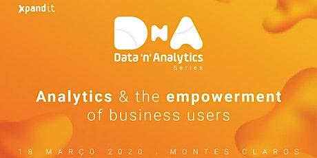 Analytics & the Empowerment of Business Users bilhetes