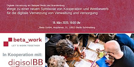 TI |Vernetzung: Regionale Vernetzungsallianz – Berlin u. Brandenburg Tickets