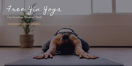 Free Yin Yoga tickets