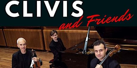 Clivis and Friends biglietti