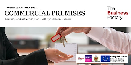 Commercial Premises - All You Need To Know | Tuesday 31st March at 9.30am tickets