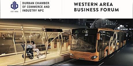 Western Area Business Forum  - 22 April 2020 tickets