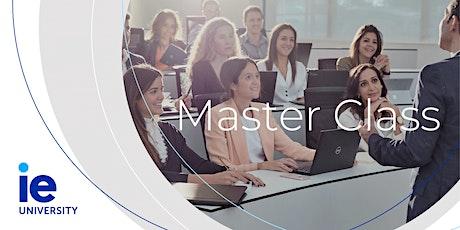 Master Class: Digital Geopolitics:A Change of Paradigm - Lyon billets