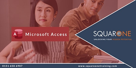 Microsoft Access Level 1 (Online Training) tickets