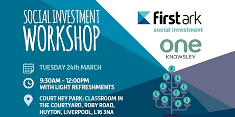 Social Investment Workshop tickets