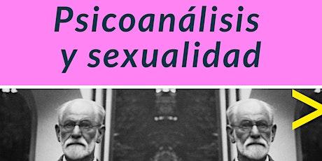 PSICOANÁLISIS Y SEXUALIDAD. CONFERENCIA GRATUITA entradas
