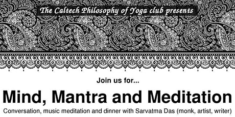 Mind, Mantra and Meditation tickets
