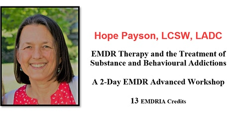 EMDR Therapy and the Treatment of Substance and Behavioural Addictions tickets