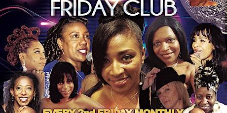 Stokey Friday Club - Pisces & Aries Birthday Celebration tickets