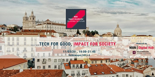 Tech for Good - Impact for Society