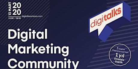 Digitalks Meetup tickets