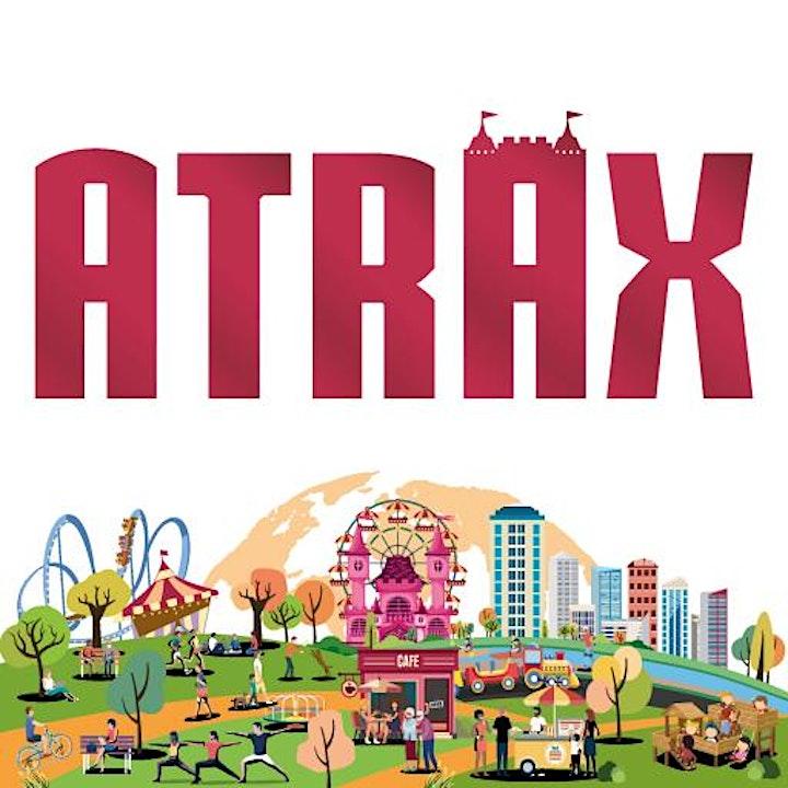 ATRAX – INTERNATIONAL AMUSEMENT- ATTRACTION, PARK- RECREATION EXHIBITION image