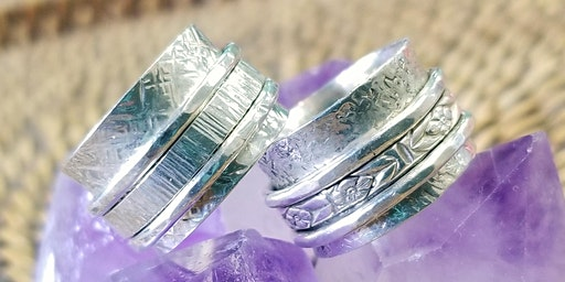 Spinner Ring - Metalsmithing Jewelry