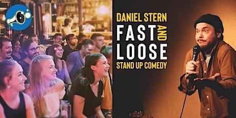 English Stand Up - Propaganda Comedy S01E04 - Daniel Stern tickets