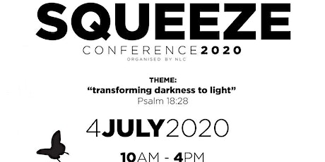 Squeeze Conference 2020 tickets