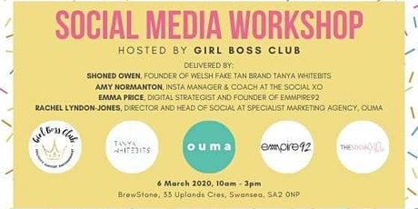 Social Media Worskshop Day tickets