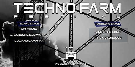 Techno Farm Festival tickets