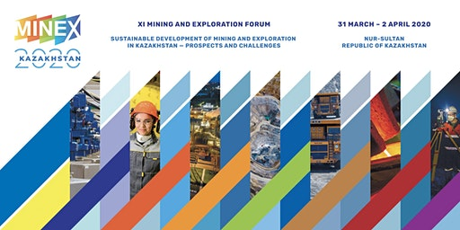 MINEX Kazakhstan - 11th Mining and Exploration Forum