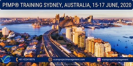 PfMP | Project Portfolio Management Training Course | Sydney | June | 2020 tickets