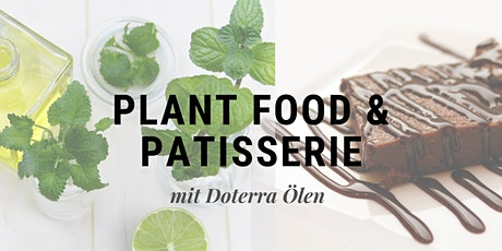 Aroma-Workshop | Vegan Plant Food & Patisserie | gluten- und zuckerfrei Tickets