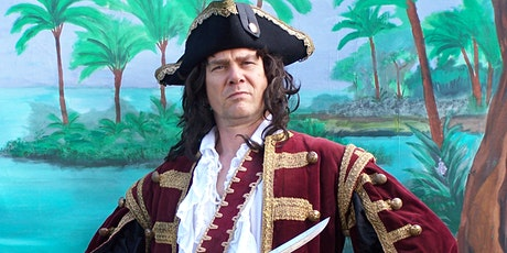 Captain Barnacles  Pirate Pantomime tickets