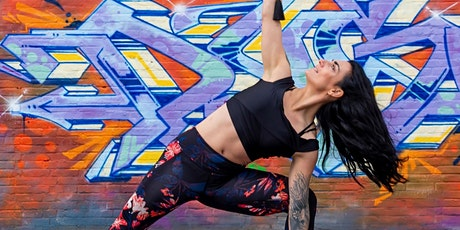 CORE STRENGTH FLOW YOGA with Flaminia Del Vasto - Practice Connection tickets