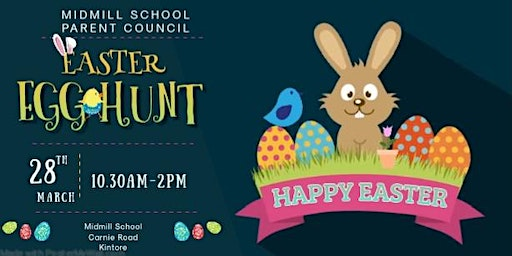 Midmill School Easter Egg Hunt