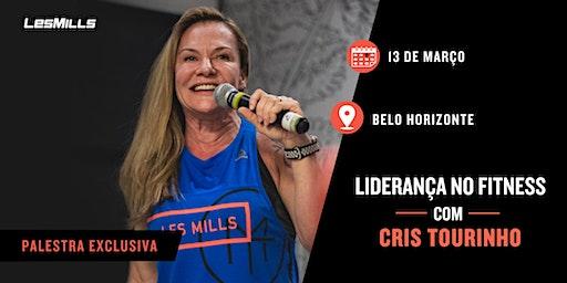PALESTRA: Liderança no Fitness com Cris Tourinho