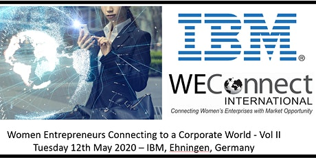 Women Entrepreneurs Connecting to a Corporate World - Vol II (Corporates) Tickets